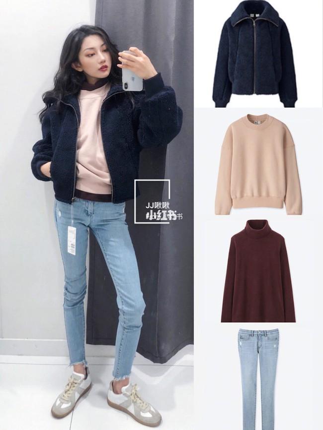 """8 set đồ """"ai mặc cũng đẹp"""" đến từ Uniqlo sẽ là gợi ý tuyệt vời cho các nàng trong mùa đông năm nay - Ảnh 5."""