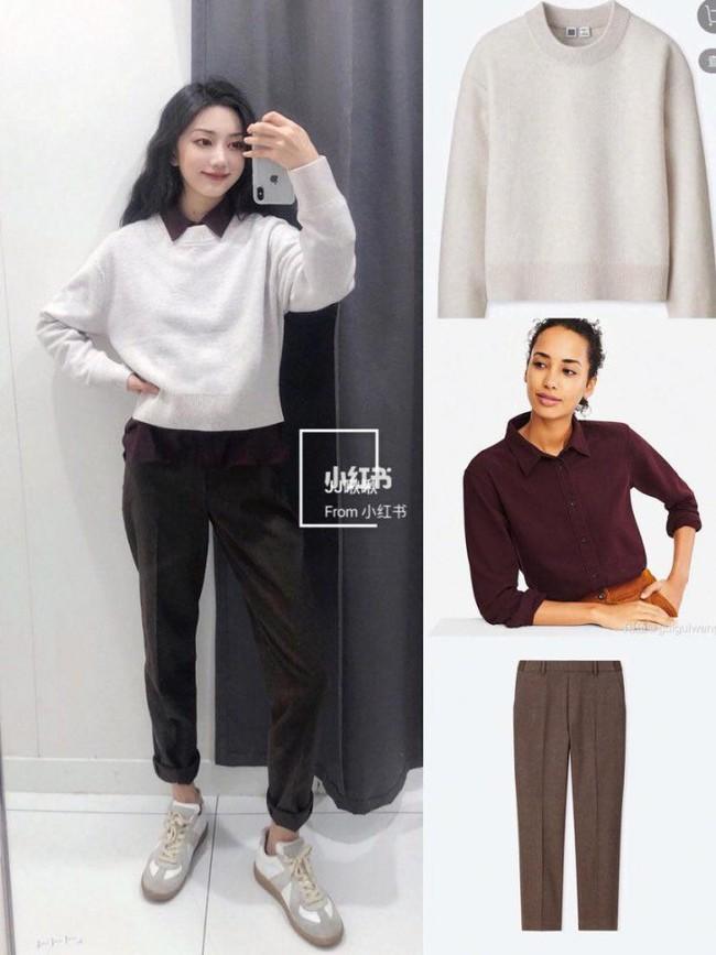 """8 set đồ """"ai mặc cũng đẹp"""" đến từ Uniqlo sẽ là gợi ý tuyệt vời cho các nàng trong mùa đông năm nay - Ảnh 1."""