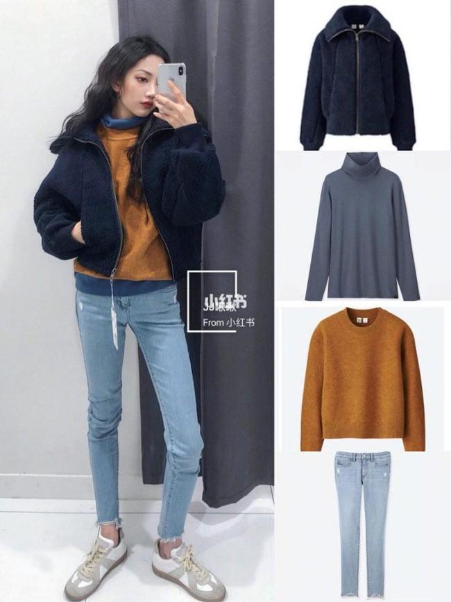 """8 set đồ """"ai mặc cũng đẹp"""" đến từ Uniqlo sẽ là gợi ý tuyệt vời cho các nàng trong mùa đông năm nay - Ảnh 4."""
