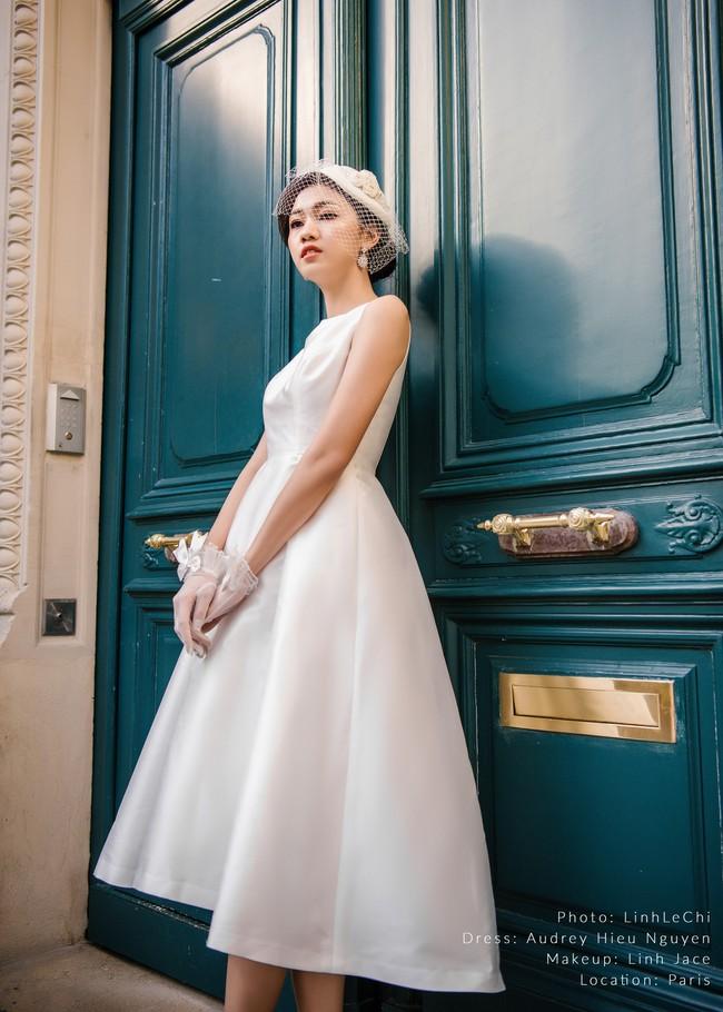 Trọn bộ ảnh cưới xa xỉ, đẹp như tạp chí của Á hậu Thanh Tú và chồng đại gia hơn 16 tuổi - Ảnh 2.