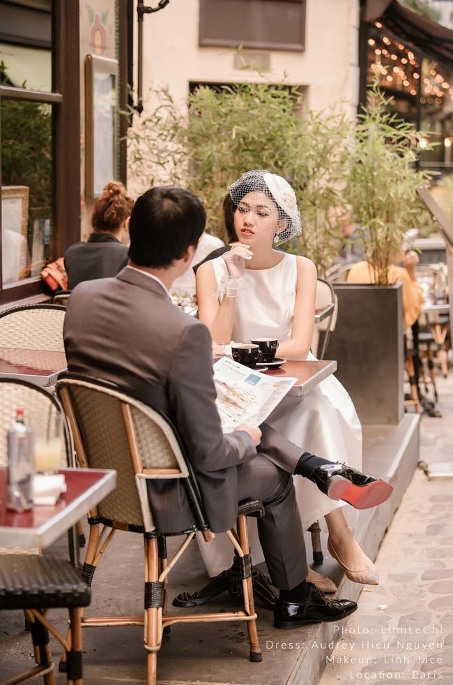 Trọn bộ ảnh cưới xa xỉ, đẹp như tạp chí của Á hậu Thanh Tú và chồng đại gia hơn 16 tuổi - Ảnh 8.