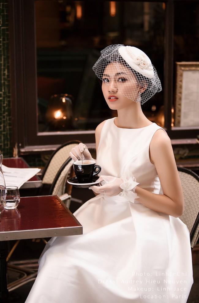 Trọn bộ ảnh cưới xa xỉ, đẹp như tạp chí của Á hậu Thanh Tú và chồng đại gia hơn 16 tuổi - Ảnh 9.