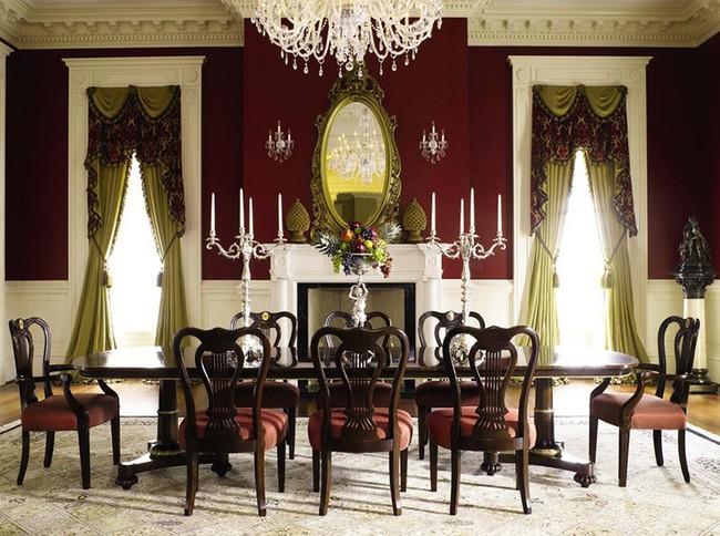 Nếu là người hiếu khách thì đây chính là những mẫu bàn ăn chuẩn chỉnh dành cho bạn - Ảnh 8.