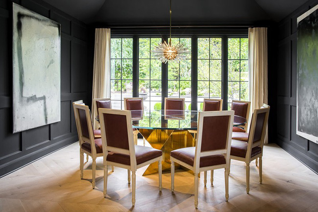 Nếu là người hiếu khách thì đây chính là những mẫu bàn ăn chuẩn chỉnh dành cho bạn - Ảnh 9.