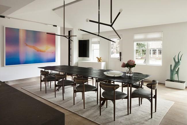 Nếu là người hiếu khách thì đây chính là những mẫu bàn ăn chuẩn chỉnh dành cho bạn - Ảnh 12.