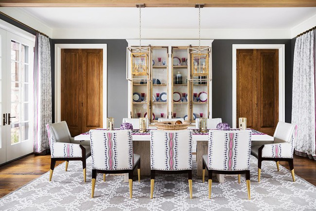 Nếu là người hiếu khách thì đây chính là những mẫu bàn ăn chuẩn chỉnh dành cho bạn - Ảnh 19.