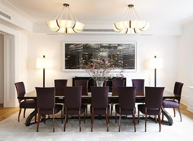Nếu là người hiếu khách thì đây chính là những mẫu bàn ăn chuẩn chỉnh dành cho bạn - Ảnh 4.