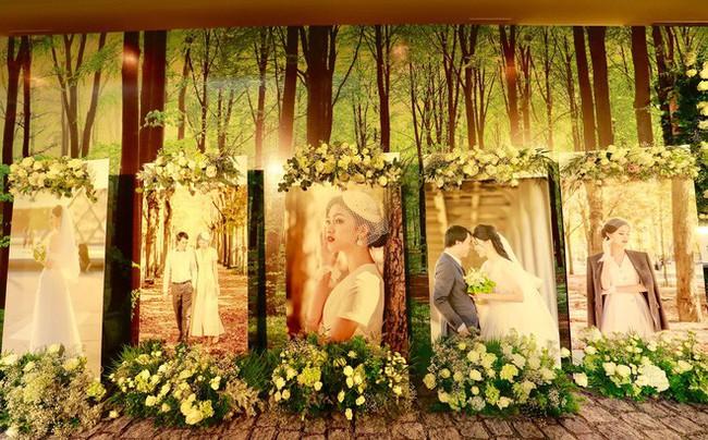 Những hình ảnh cận cảnh hiếm hoi của Á hậu Thanh Tú trong đám cưới xa hoa - Ảnh 5.