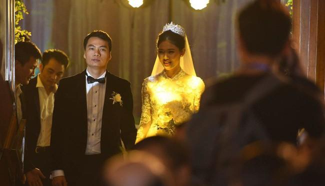 Những hình ảnh cận cảnh hiếm hoi của Á hậu Thanh Tú trong đám cưới xa hoa - Ảnh 6.