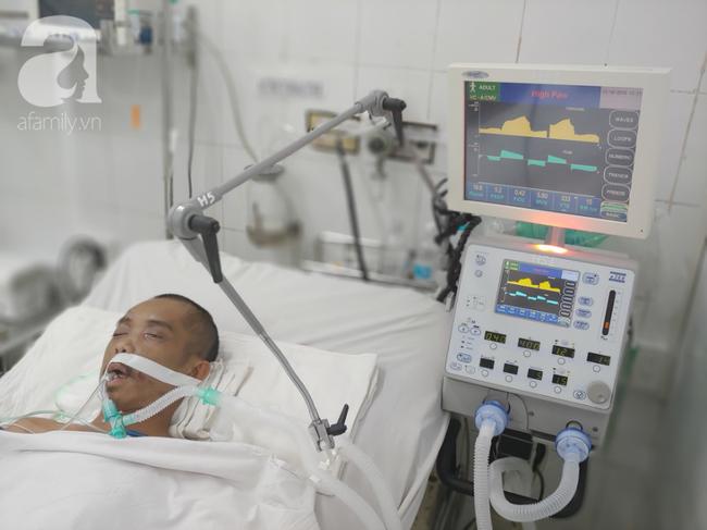 Đang chuẩn bị cho gánh chè nửa đêm, bà mẹ nghèo chết lặng nhận tin con trai sắp tắt thở vì tai nạn nguy kịch - Ảnh 6.
