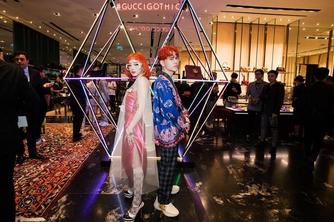 Mọi đôi bạn thân cũ đều hội tụ tại sự kiện Gucci: Kỳ Duyên đụng độ Jolie Nguyễn, Chi Pu tái ngộ Gil Lê - Ảnh 10.