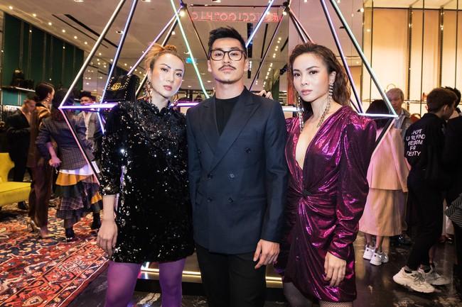 Mọi đôi bạn thân cũ đều hội tụ tại sự kiện Gucci: Kỳ Duyên đụng độ Jolie Nguyễn, Chi Pu tái ngộ Gil Lê - Ảnh 22.