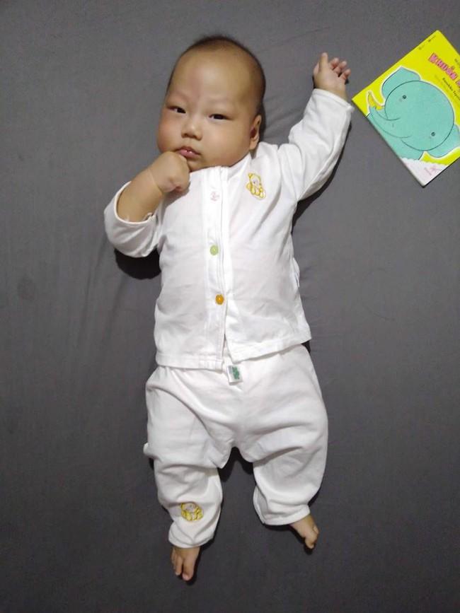 Hành trình giữ con kì diệu của mẹ Hà Nội khi thai nhi bị tràn dịch màng phổi, màng bụng và phù thai - Ảnh 7.