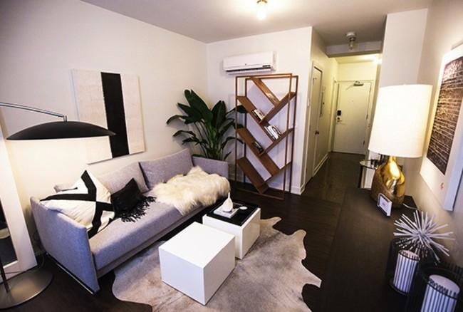 Danh sách 13 căn hộ siêu nhỏ gây thương nhớ nhờ thiết kế ăn gian diện tích tài tình - Ảnh 10.