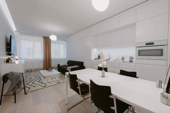 Danh sách 13 căn hộ siêu nhỏ gây thương nhớ nhờ thiết kế ăn gian diện tích tài tình - Ảnh 12.