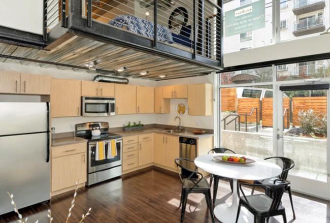 Danh sách 13 căn hộ siêu nhỏ gây thương nhớ nhờ thiết kế ăn gian diện tích tài tình - Ảnh 3.