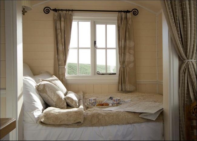 6 thiết kế giường đặc biệt dành riêng cho những phòng ngủ có diện tích nhỏ - Ảnh 3.
