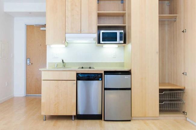 Danh sách 13 căn hộ siêu nhỏ gây thương nhớ nhờ thiết kế ăn gian diện tích tài tình - Ảnh 5.