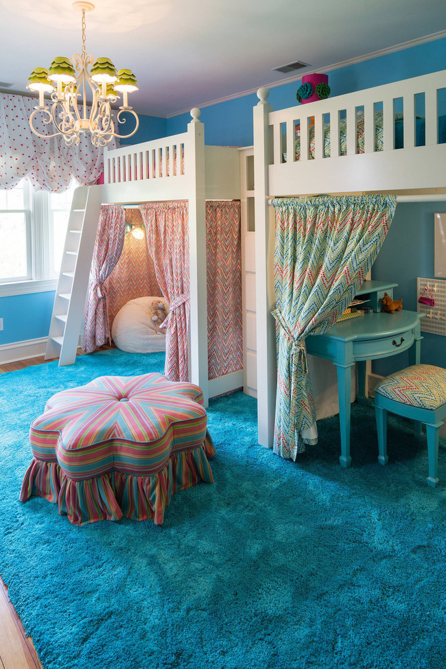 6 thiết kế giường đặc biệt dành riêng cho những phòng ngủ có diện tích nhỏ - Ảnh 6.