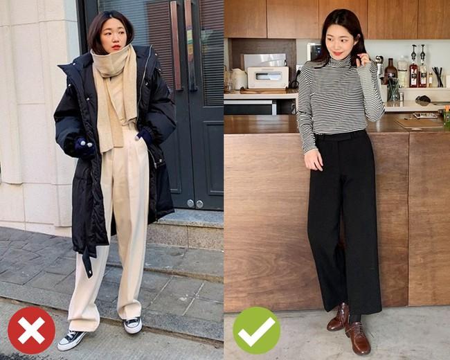"""3 kiểu quần ngược đời, hô biến chân """"dài thành ngắn"""" mà nàng thấp bé nên liệt ngay vào danh sách đen - Ảnh 5."""