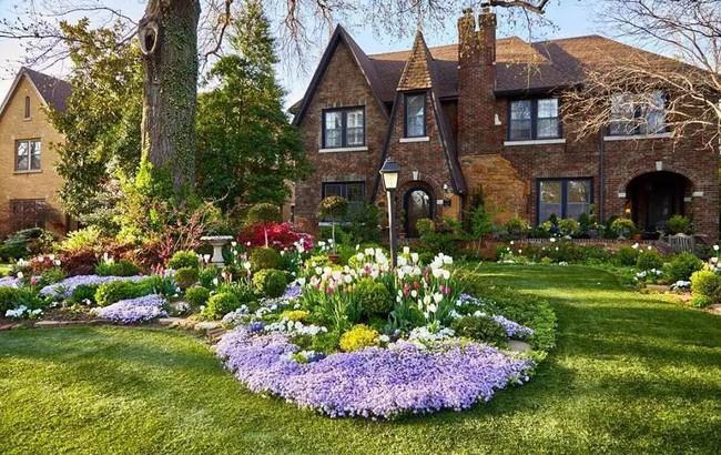 Vì tuổi thơ bất hạnh, người phụ nữ dành 20 năm để biến mơ ước tạo một khu vườn cổ tích trở thành hiện thực - Ảnh 2.