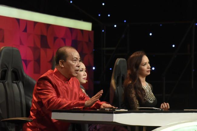 Đức Hải nổi giận với thí sinh vì khiến anh bị Việt Hương chê lố  - Ảnh 3.