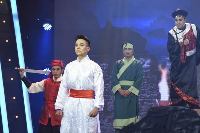 Đức Hải nổi giận với thí sinh vì khiến anh bị Việt Hương chê lố  - Ảnh 5.