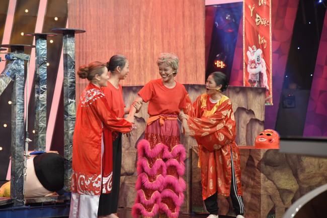 Đức Hải nổi giận với thí sinh vì khiến anh bị Việt Hương chê lố  - Ảnh 7.