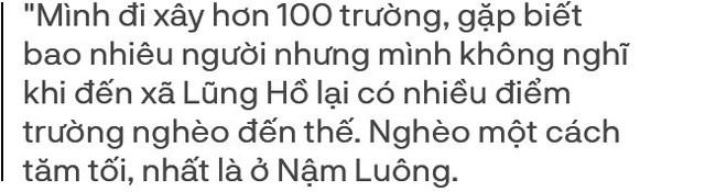 KTS Phạm Đình Quý - 5 năm đi xây 105 điểm trường vùng cao: Cứ thấy các cháu khổ mình lại tiếp tục cố gắng - Ảnh 10.