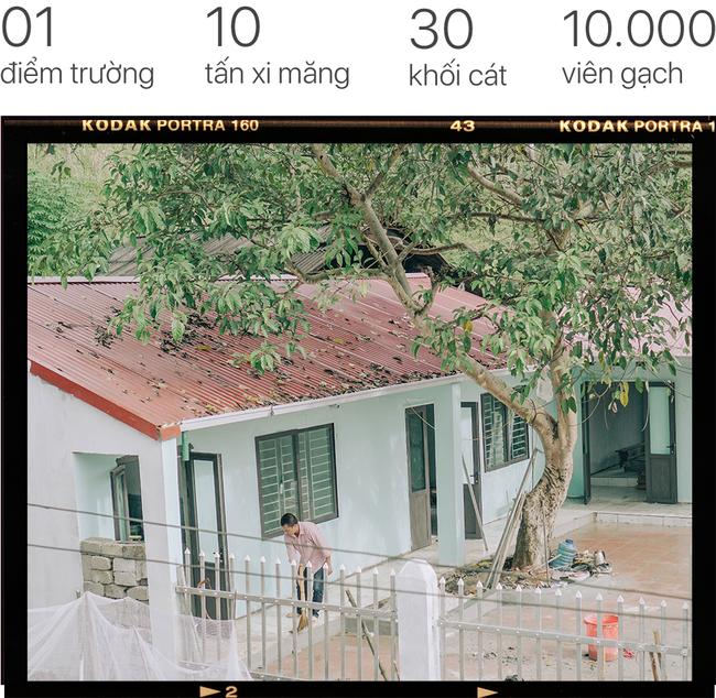 KTS Phạm Đình Quý - 5 năm đi xây 105 điểm trường vùng cao: Cứ thấy các cháu khổ mình lại tiếp tục cố gắng - Ảnh 12.