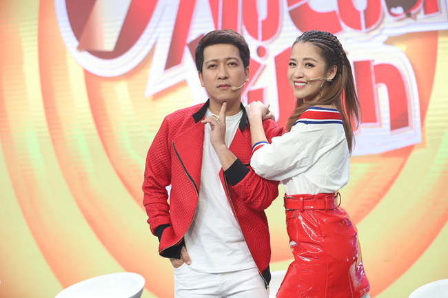 Hari Won sốc khi liên tục bị Puka cưỡng hôn trên sóng truyền hình  - Ảnh 3.