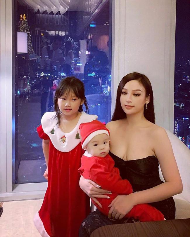 Giáng sinh của hội hot mom: Hằng Túi quyết định xuất viện về nhà, chị dâu Bảo Thy chính thức báo tin vui có bầu - Ảnh 5.