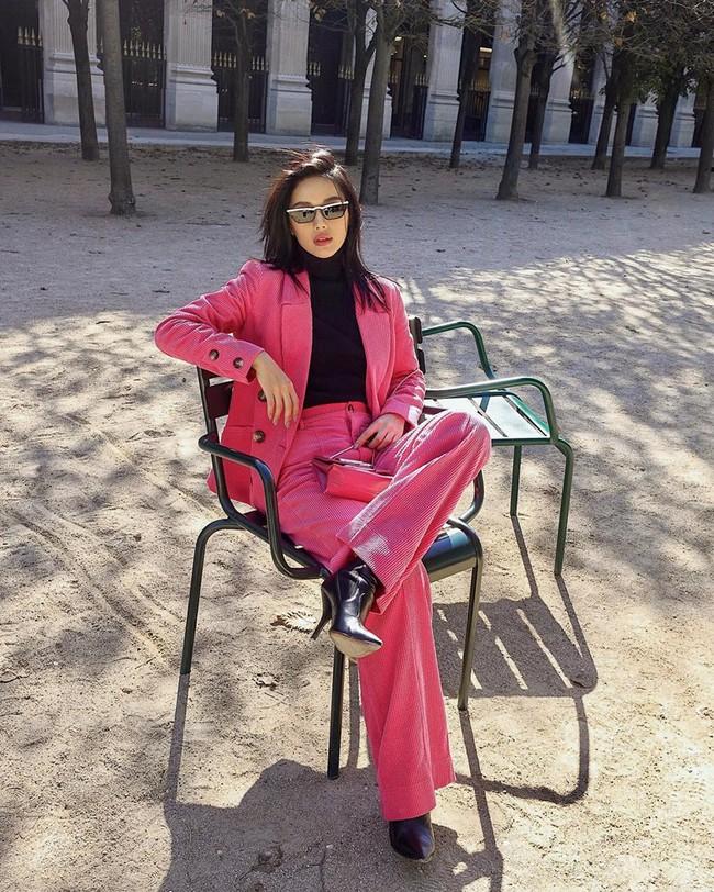 Trong khi Chi Pu loay hoay để mặc đẹp, thì HHen Niê đã thuần hóa ngay được kiểu quần này tại chung kết Miss Universe - Ảnh 6.