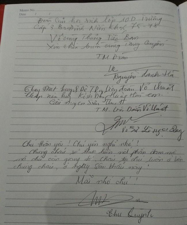 Xuân Bắc viết lời từ biệt đàn anh đẫm nước mắt, xóa bỏ dị nghị về mối quan hệ cá nhân với NSND Anh Tú - Ảnh 8.
