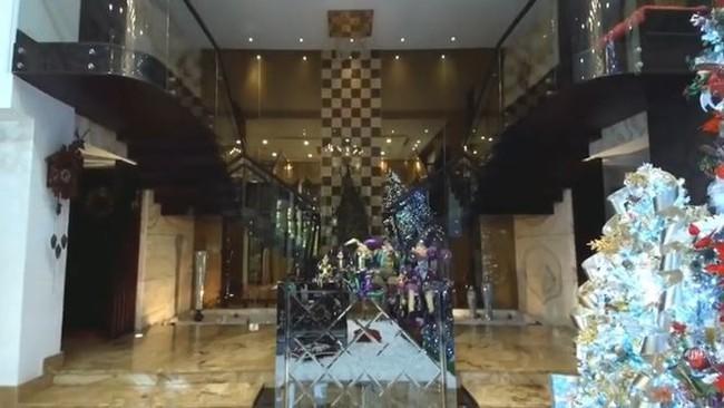Biệt thự 60 tỷ của Đàm Vĩnh Hưng lung linh trong ngày Giáng sinh - Ảnh 15.