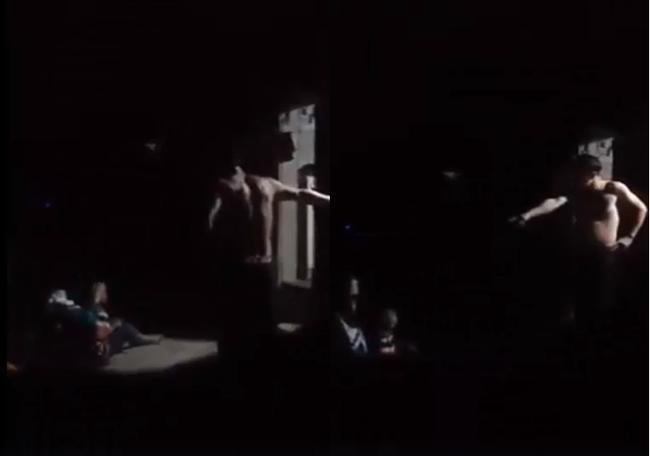 Nghi án bố bạo hành, đánh chửi con gái thậm tệ trong đêm ở Hà Nội - Ảnh 2.