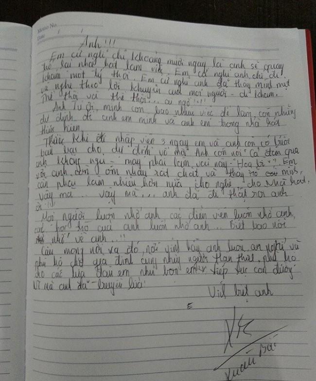 Xuân Bắc viết lời từ biệt đàn anh đẫm nước mắt, xóa bỏ dị nghị về mối quan hệ cá nhân với NSND Anh Tú - Ảnh 4.