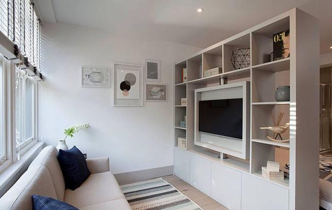 Gợi ý 10 thiết kế phòng ngủ cho căn hộ có diện tích nhỏ mà bạn có thể áp dụng ngay  - Ảnh 1.