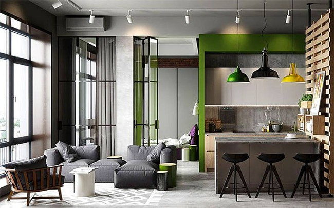 Gợi ý 10 thiết kế phòng ngủ cho căn hộ có diện tích nhỏ mà bạn có thể áp dụng ngay  - Ảnh 12.