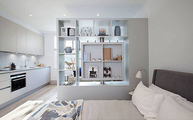 Gợi ý 10 thiết kế phòng ngủ cho căn hộ có diện tích nhỏ mà bạn có thể áp dụng ngay  - Ảnh 2.