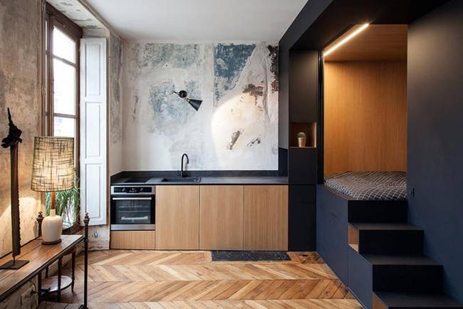 Gợi ý 10 thiết kế phòng ngủ cho căn hộ có diện tích nhỏ mà bạn có thể áp dụng ngay  - Ảnh 3.