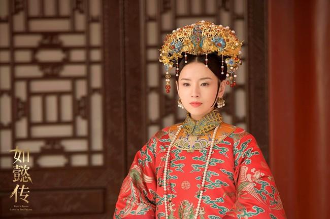 Thăng hạng nhờ cơn sốt phim cung đấu 2018: Ngô Cẩn Ngôn một bước thành sao, Châu Tấn khẳng định vị thế Chị Đại  - Ảnh 12.