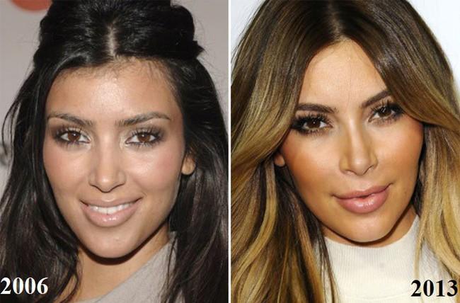 Kim Kardashian hướng dẫn makeup nhưng dân tình chỉ chú ý đến chi tiết bất thường này trên gương mặt - Ảnh 5.