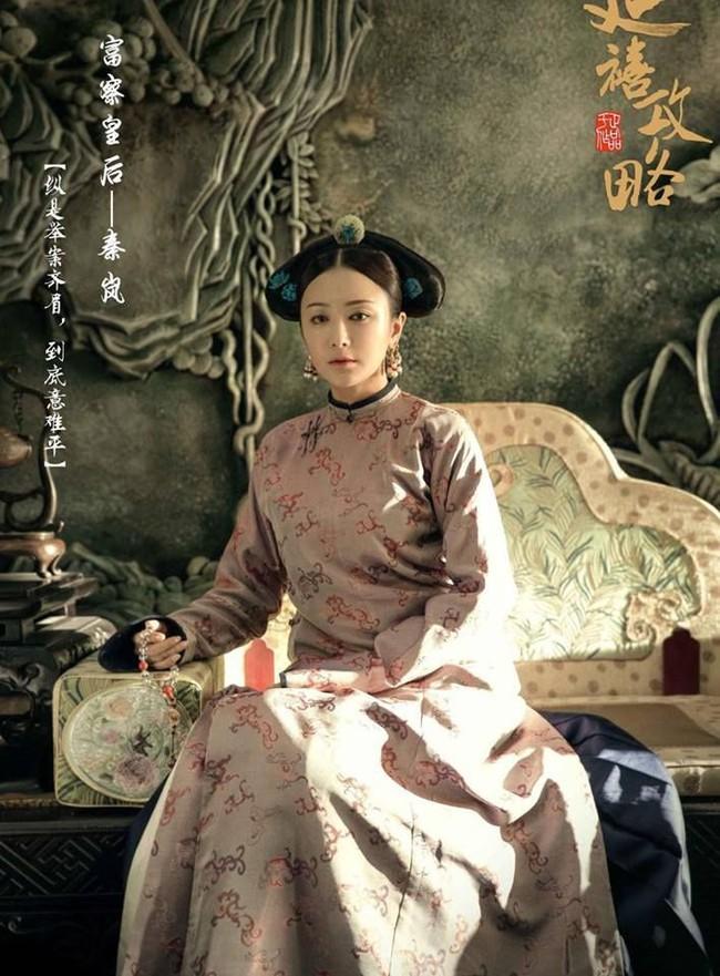 Thăng hạng nhờ cơn sốt phim cung đấu 2018: Ngô Cẩn Ngôn một bước thành sao, Châu Tấn khẳng định vị thế Chị Đại  - Ảnh 8.
