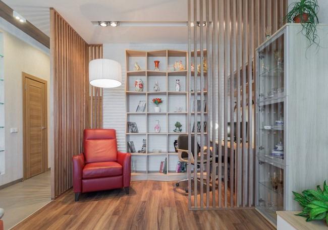 4 mẹo phân chia phòng cho những người đang sở hữu một không gian sống có diện tích nhỏ - Ảnh 11.