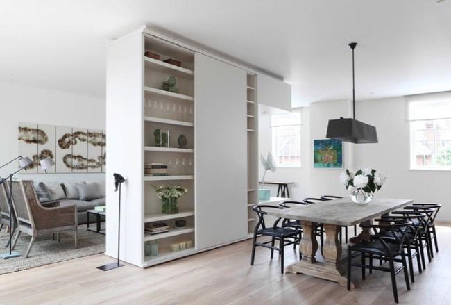 4 mẹo phân chia phòng cho những người đang sở hữu một không gian sống có diện tích nhỏ - Ảnh 4.