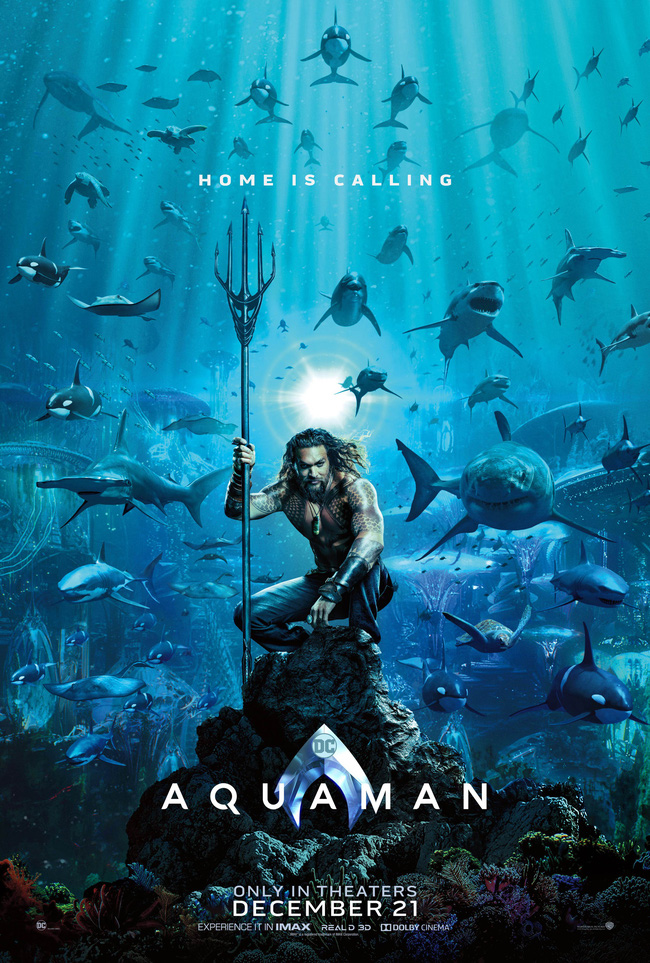 Vượt qua mốc 106 tỷ, Aquaman trở thành phim siêu anh hùng độc lập có doanh thu cao nhất tại Việt Nam - Ảnh 1.