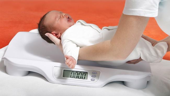 Chào đời có số cân nặng thế này chứng tỏ đây là đứa trẻ thông minh - Ảnh 1.