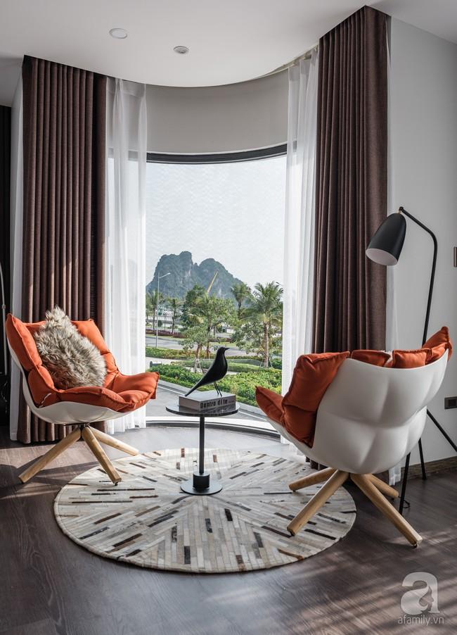 Biệt thự 378m² tạo nên dấu ấn khác biệt với vẻ đẹp hiện đại ở Hạ Long - Ảnh 7.