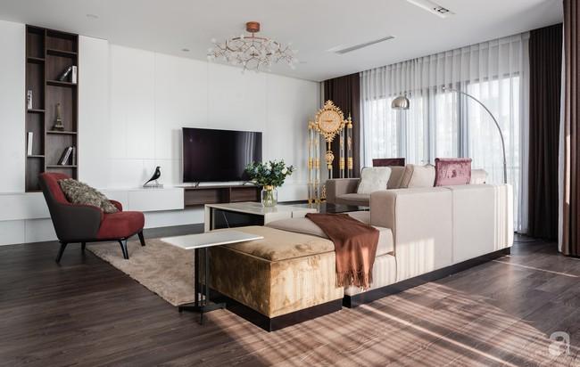 Biệt thự 378m² tạo nên dấu ấn khác biệt với vẻ đẹp hiện đại ở Hạ Long - Ảnh 5.